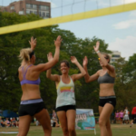 Co-Ed Volleyball Coming to Stanley Marketplace Fields!